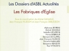 Les Dossiers d'ASBL Actualités - n° 13/2012 - Les fabriques d'église